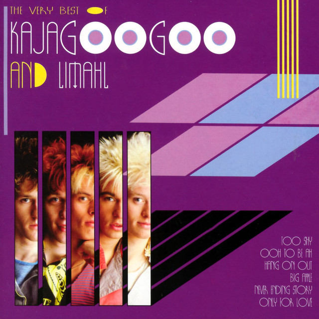 Kajagoogoo, Limahl The Very Best of Kajagoogoo and Limahl album cover