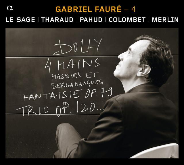 Fauré: 4 Albumcover