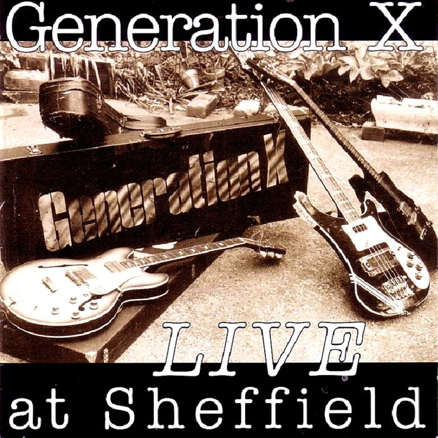 Live At Sheffield