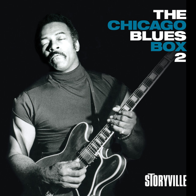 The Chicago Blues Box 2, Vol. 3