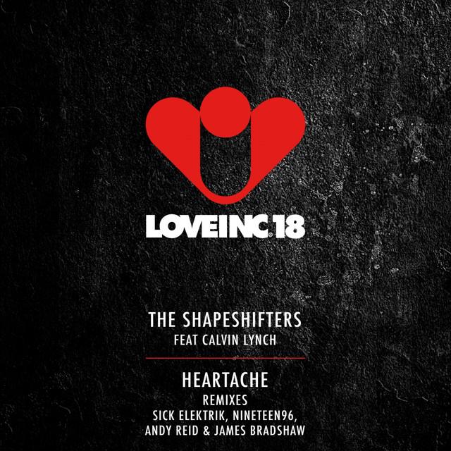Heartache (Remixes)