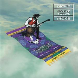 Dick's Picks Vol. 12: 6/26/74 (Providence Civic Center, Providence, RI) & 6/28/74 (Boston Garden, Boston, MA) Albumcover