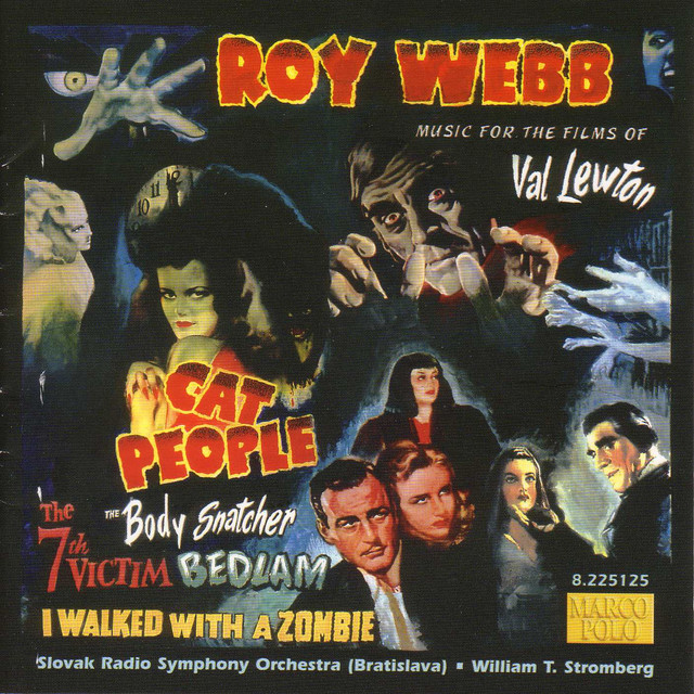 Webb: Cat People / The Body Snatcher