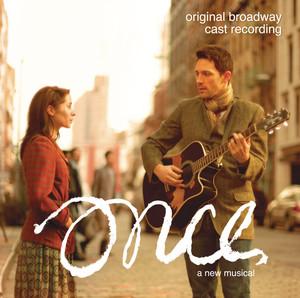 Steve Kazee, Cristin Milioti, Once Ensemble Falling Slowly cover