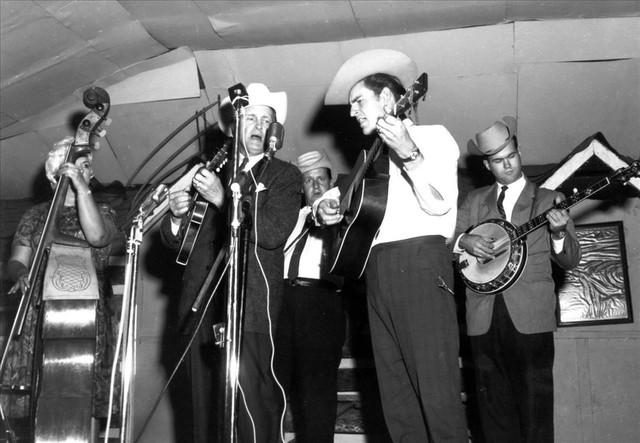Bill Monroe & His Blue Grass Boys