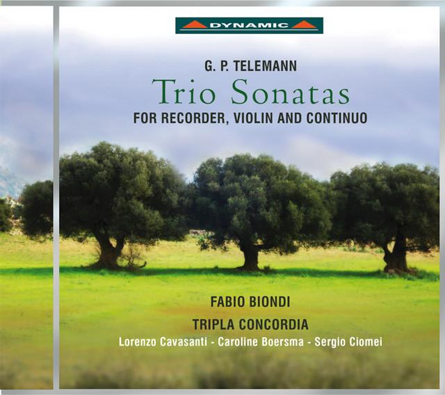 Teleman: Trio Sonatas