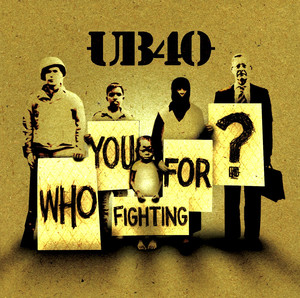 Who You Fighting For? album