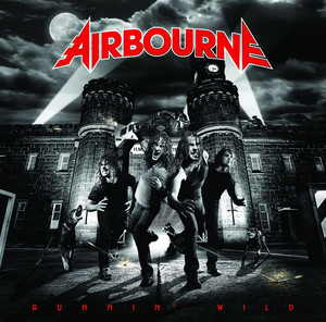 Airbourne, Runnin' Wild på Spotify