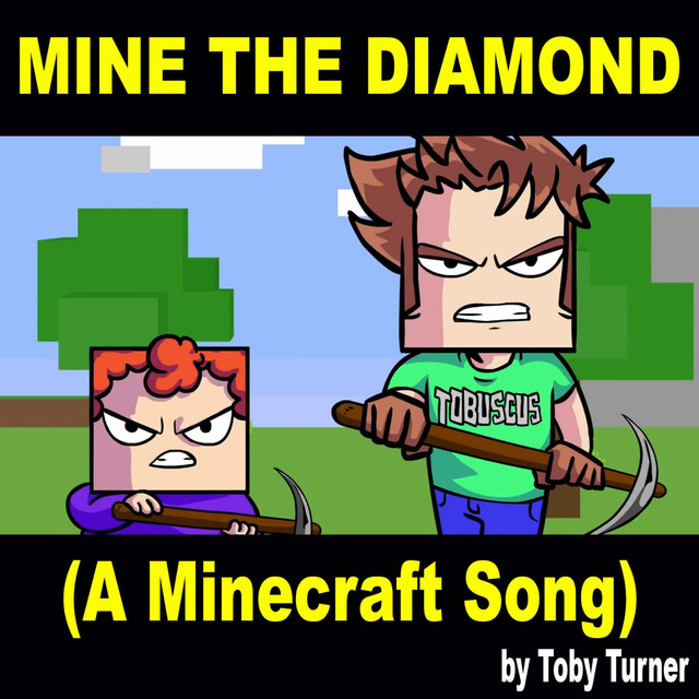 Mine the Diamond (A Minecraft Song) [feat. Terabrite]