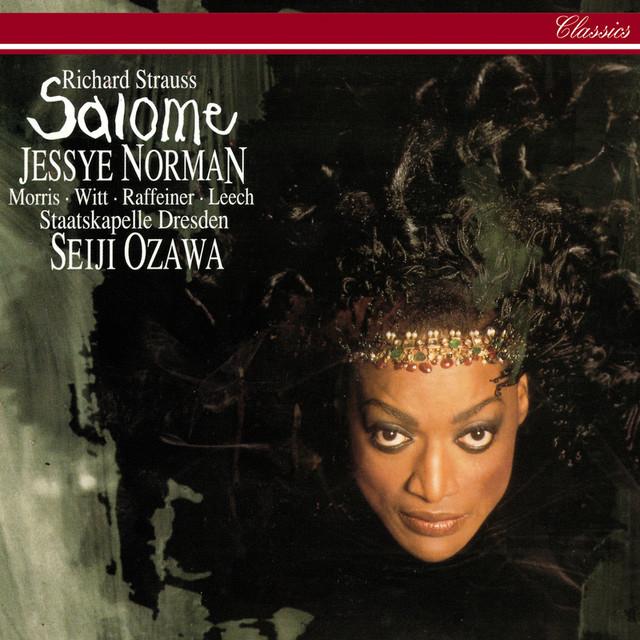 Richard Strauss: Salome Albumcover