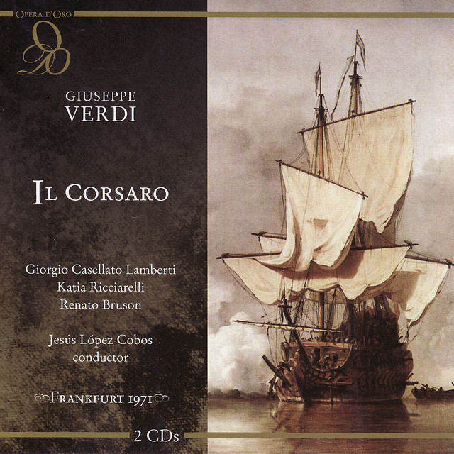 Giuseppe Verdi: Il Corsaro