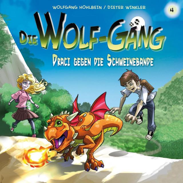 Vol. 4 - Draci Gegen Die Schweinebande! Cover