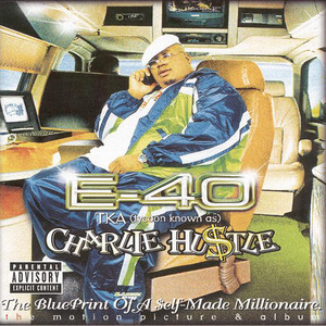 Charlie Hustle: The Blueprint of a Self-Made Millionaire Albumcover