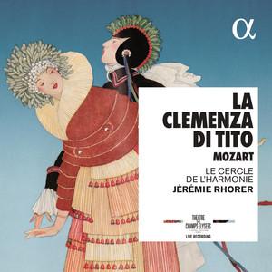 Mozart: La clemenza di Tito, K. 621 (Live) Albümü