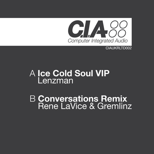 Ice Cold Soul (VIP) / Conversations (Rene LaVice & Gremlinz Remix)