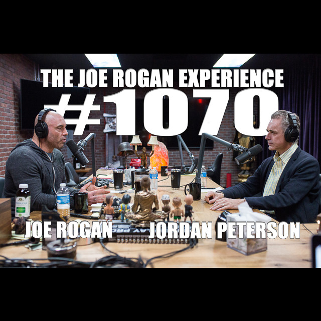 #1070 - Jordan Peterson