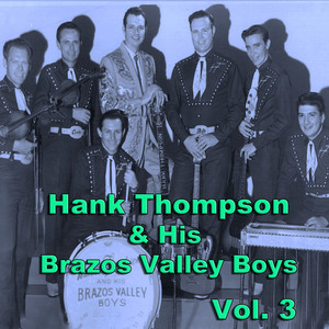 Hank Thompson & His Brazos Valley Boys Hang Over Heart cover