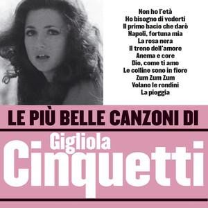 Le più belle canzoni di Gigiola Cinquetti album