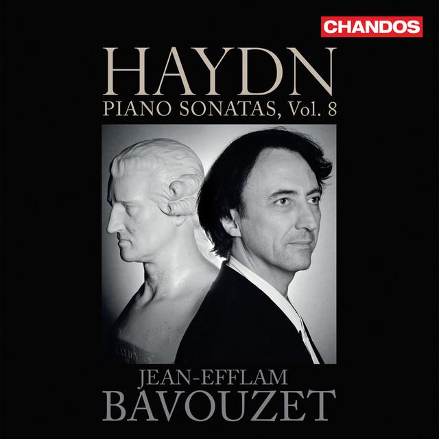 Franz Joseph Haydn & Jean-Efflam Bavouzet - Haydn: Piano Sonatas, Vol. 8 cover
