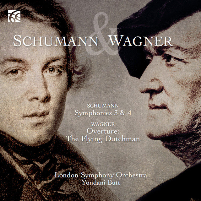 Schumann & Wagner: Works for Orchestra