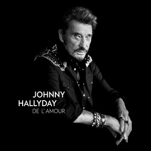 Johnny Hallyday Une vie à l'envers cover