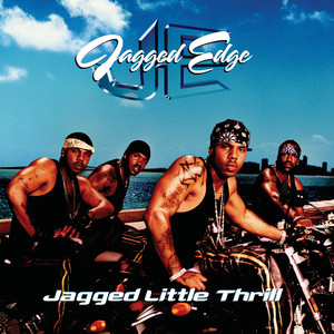 Jagged Little Thrill Albumcover