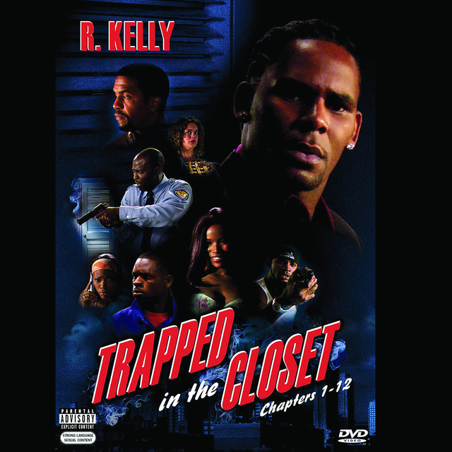 Trapped In The Closet (Chapters 1-12) [Deluxe Edition - Explicit] Albumcover