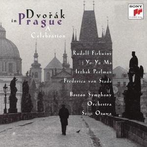 Dvorák In Prague: A Celebration (Remastered) Albumcover