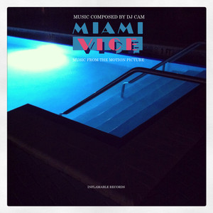 Miami Vice (Inspired by the Serie) Albumcover