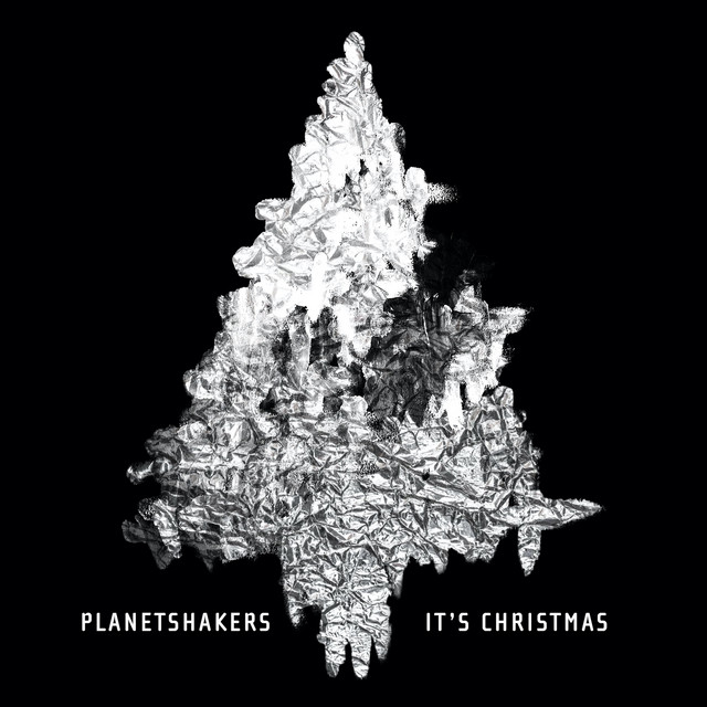Album cover for It's Christmas by Planetshakers