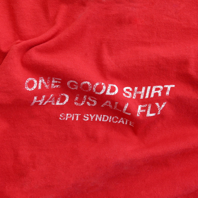 One Good Shirt Had Us All Fly