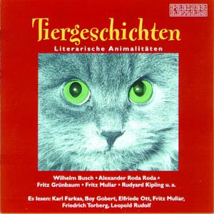 Tiergeschichten - Literarische Animalitäten Audiobook