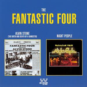 Alvin Stone / Night People album