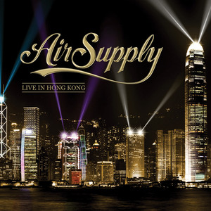 Air Supply Live In Hong Kong Albumcover