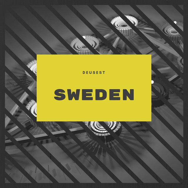 Album cover for Sweden by Deusest
