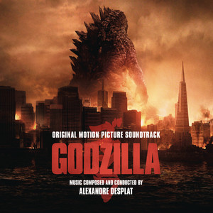 Godzilla (Original Motion Picture Soundtrack) Albumcover