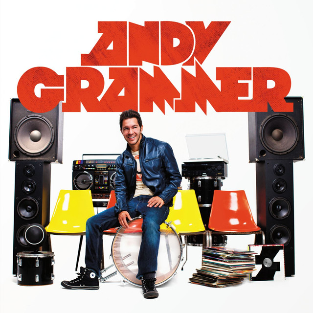 Andy Grammer Andy Grammer album cover