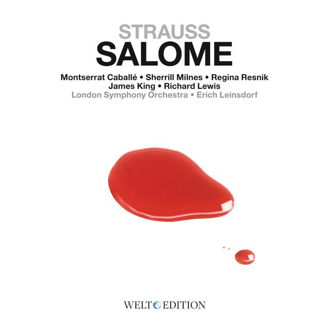 Strauss: Salome Albumcover