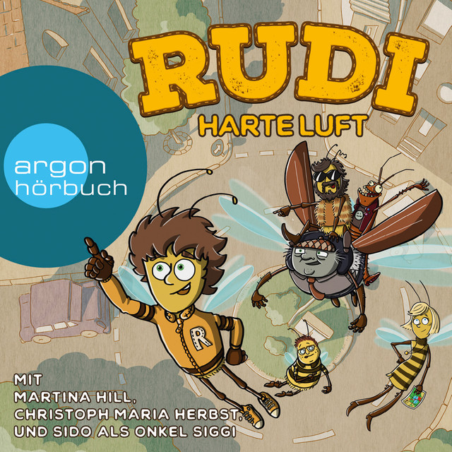 Rudi - Harte Luft (Hörspiel)