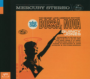 Big Band Bossa Nova Albumcover