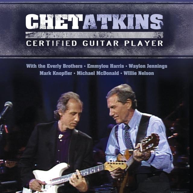 Chet Atkins Certified Guitar Player