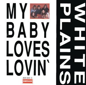 My Baby Loves Lovin' album