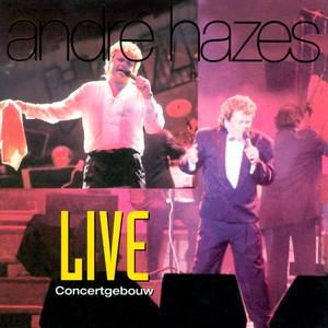 Live In Het Concertgebouw Albumcover