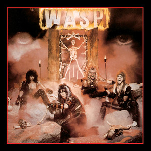 W.A.S.P. Sleeping (In the Fire) cover