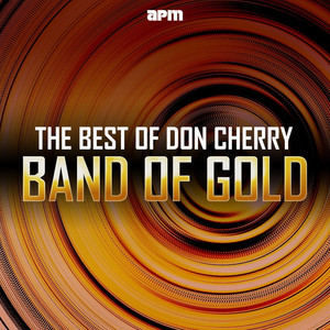 Don Cherry, Don Cherry, Ray Conniff, Ray Conniff & Orchestra And Chorus Band of Gold cover