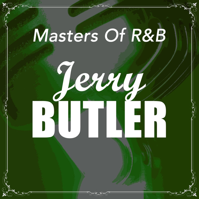 Jerry Butler Masters Of R&B album cover