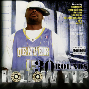 Hollow Tip Yukmouth Thugged Out cover