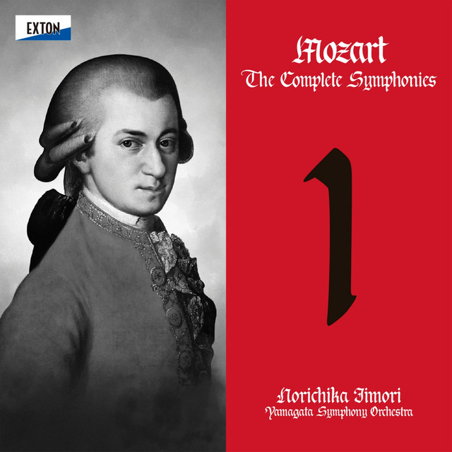 Mozart: The Complete Symphonies No. 1
