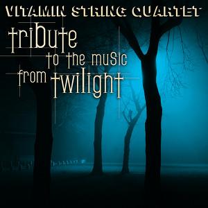 Vitamin String Quartet Performs Music From Twilight Albumcover