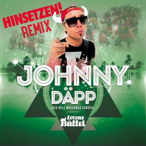 Johnny Däpp (Hinsetzen! Remix)